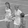 Kathleen Harter en Trudy Groenman (1966).jpg