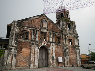 Earthquake Baroque - Image: Kawit Churchjf 1500 06