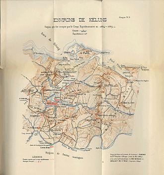 Keelung River - Image: Keelung Garnot Kelung 1894