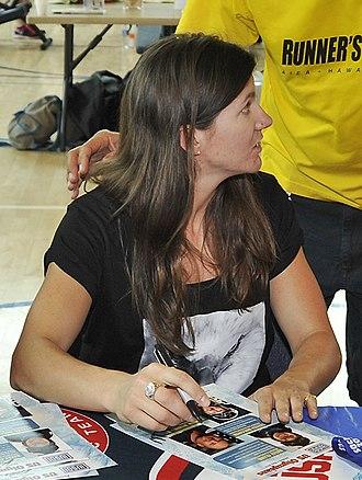 Kelly Clark - Clark in 2014