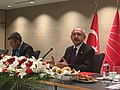 Kemal Kilicdaroglu press conference, Sep 30, 2016.jpg