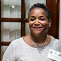 Kendall Clawson - State Department Global Women's Mentoring Partnership Alumnae Reception - 37747700414 (cropped).jpg