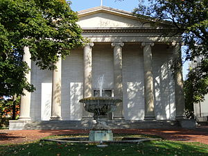 Old State Capitol (Kentucky) - The Old State Capitol of Kentucky in Frankfort