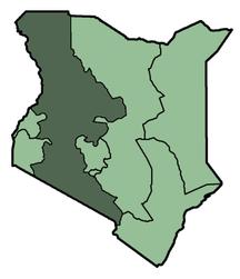 Provincia Rift Valley
