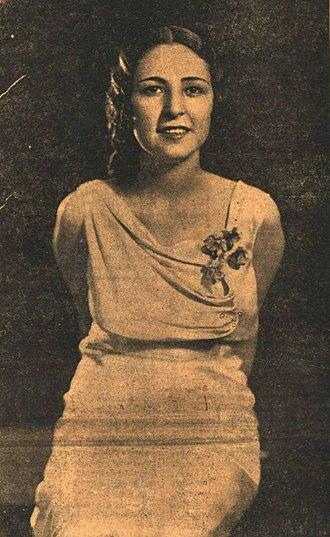 1932 in Turkey - Image: Keriman Halis Cumhuriyet