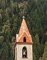 Kerk van St. Philip en St. James. Locatie, Cogolo in de autonome provincie Trento (Italië) 02.jpg