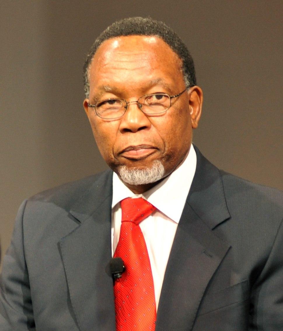 Kgalema Motlanthe, 2009 World Economic Forum on Africa-1