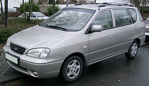 Kia Carens RS