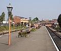 Kidderminster railway station, Kidderminster, Worcestershire, England-19April2011.jpg
