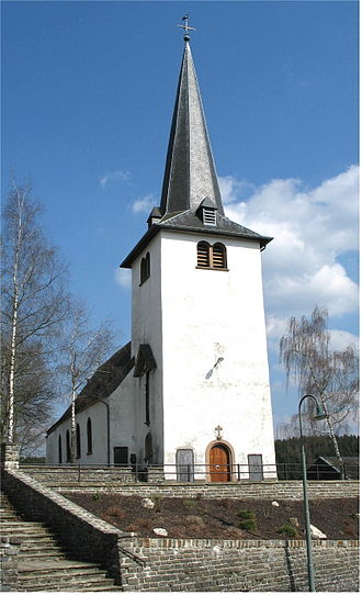 Boevange - Église Saint-Martin