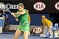 Kim Clijsters at the 2011 Australian Open2.jpg