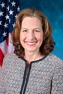 Kim Schrier, official portrait, 116th Congress.jpg