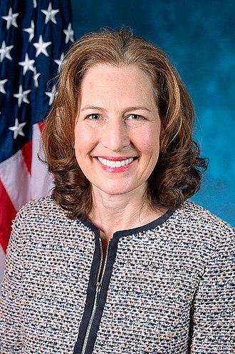 Washington's 8th congressional district - Image: Kim Schrier, official portrait, 116th Congress
