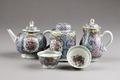 Kinesiska teservis i porslins - Hallwylska museet - 95739.tif