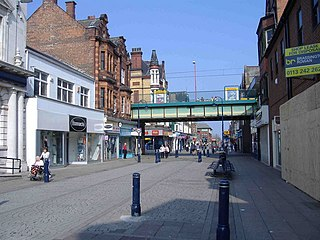 South Shields Human settlement in England