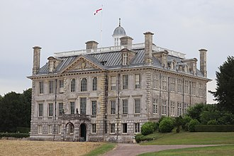 Kingston Lacy - Image: Kingston Lacy House (North)