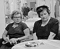 Kira Zvorykina and Olga Rubtsova 1957.jpg