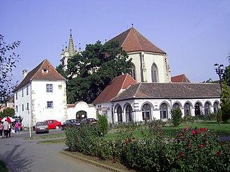Alba County - Sebeș