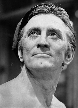 Randle McMurphy - Kirk Douglas as Randle McMurphy in the 1963 Broadway production