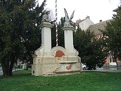 Kiskunhalas-Trianon emlékmű