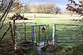 Kissing Gate on the Greensand Way - geograph.org.uk - 1602083.jpg