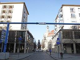 Kleine Kirchgasse in Dresden