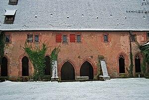 Alpirsbach - Image: Kloster Alpirsbach 14