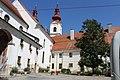 Kloster Heilige Dreifaltigkeit in Heilige Dreifaltigkeit in den Windischen Büheln, Slowenien.JPG