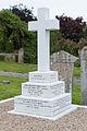 Knott family gravestone, Jersey.JPG