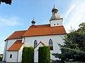 Kościół św. Jana Chrzciciela w Chomiąży Szlacheckiej (Chomiąża Szlachecka - panoramio.jpg
