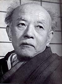 Kobayashi Kokei photographed by Shigeru Tamura.jpg