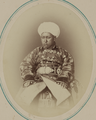 Kokand Khan and His Sons. Maadamin Beg, Second Son of the Kokand Khan WDL10717.png