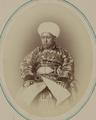 Kokand Khan and His Sons. Maadamin Beg, Second Son of the Kokand Khan WDL10717.png