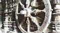 Konark sun temple-wheel carving1.jpg
