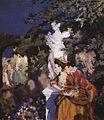 Konstantin Somov Harlequin in love 1912.jpg