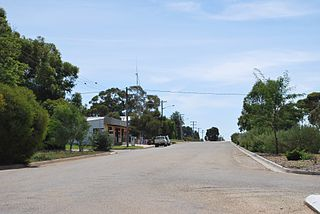 Koraleigh Town in New South Wales, Australia