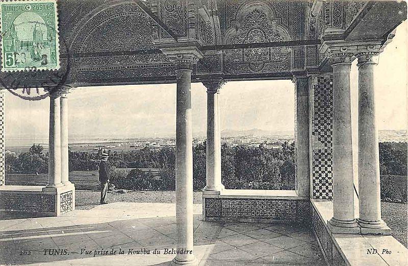 http://upload.wikimedia.org/wikipedia/commons/thumb/b/bd/Koubba_panorama_1900.jpg/800px-Koubba_panorama_1900.jpg