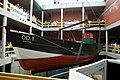 Kustvissersvaartuig OD.1 Martha wordt overgebracht naar het nieuwe Nationaal Visserijmuseum te Oostduinkerke - 373069 - onroerenderfgoed.jpg