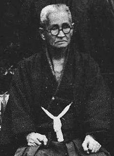 Chōtoku Kyan Japanese karateka