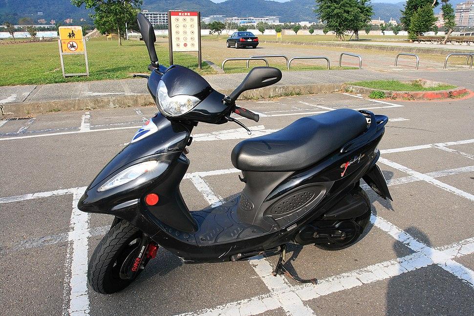 Kymco G3 Mark II 20080111