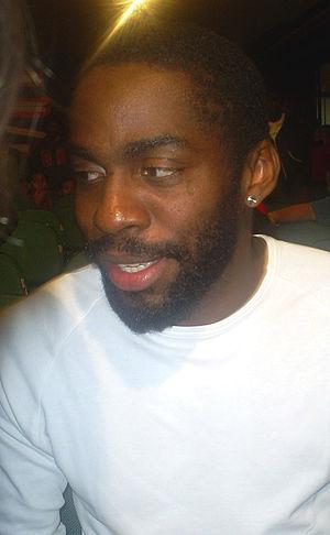 Lázaro Ramos - Ramos during the 2007 Pan American Games