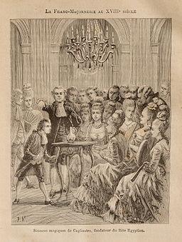 Léo Taxil-Mystères de la Franc-Maçonnerie-gravure 102