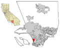 LA County Incorporated Areas Beach Cities highlighted.png