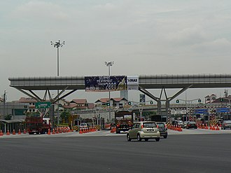 Damansara–Puchong Expressway - Image: LDP Sunway