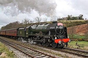 LMS Royal Scot Class 6100 Locomotive 33048818193
