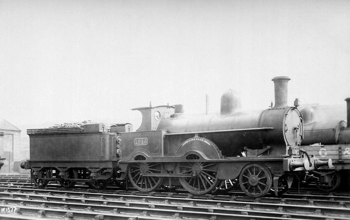 Px Lnwr Engine No Whitworth