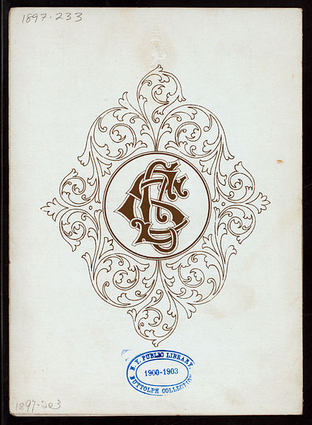 """File:LUNCH FOR DIAMOND JUBILEE OF QUEEN VICTORIA (held by) CUNARD STEAMSHIP COMPANY LIMITED (at) """"ROYAL MAIL STEAMSHIP """"""""CAMPANIA"""""""",SPITHEAD,ENGLAND"""" (SS;FOREIGN;) (NYPL Hades-270979-4000004289).jpg"""