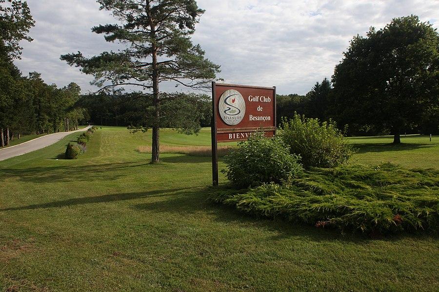 Golf Club de Besançon à La Chevillotte (Doubs).