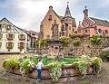 La Fontaine Saint Léon Eguisheim Alsace (230742399).jpeg