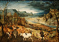 La rentrée des troupeaux Pieter Brueghel l'Ancien.jpg